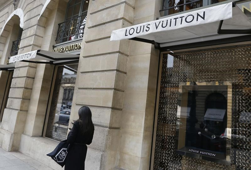 LVMH boosts digital profile with multiple brands website