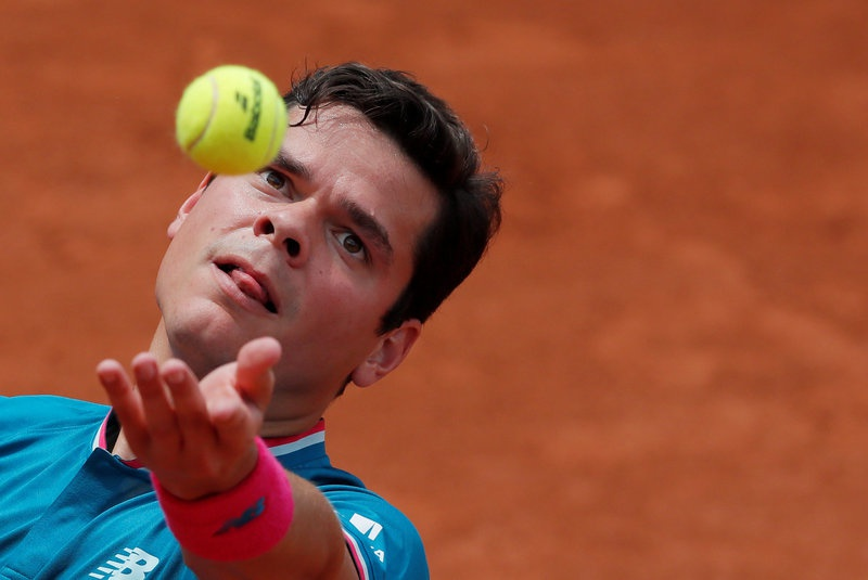 Djokovic, Muguzura, Nadal in action at French Open