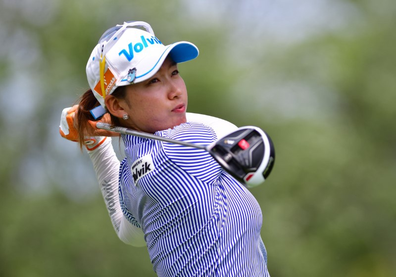 Choi, Yang share PGA Championship lead