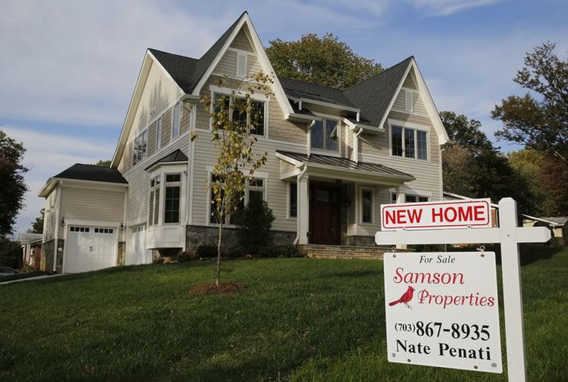 US new-home sales drop 11.4 in April, most in 2 years