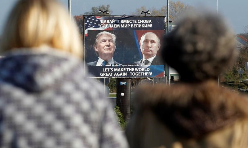 Trump and Putin to hold first meeting next week