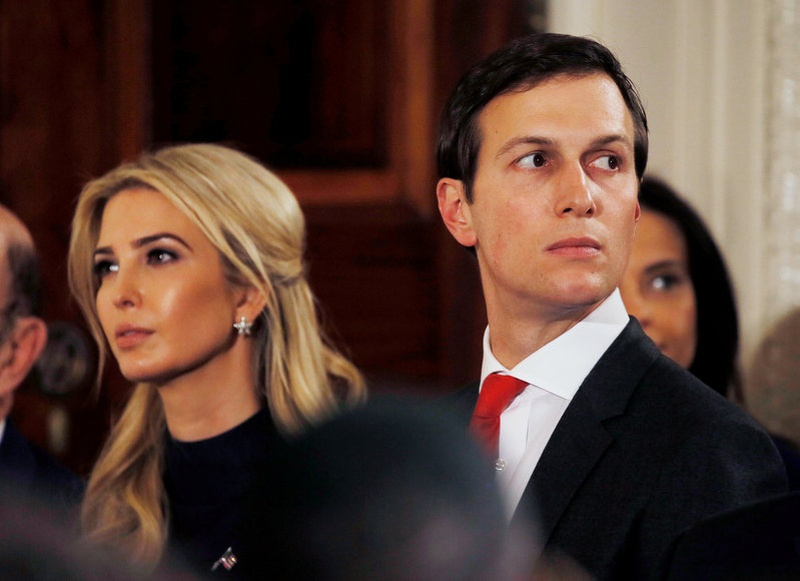 Jared and Ivanka billionaires