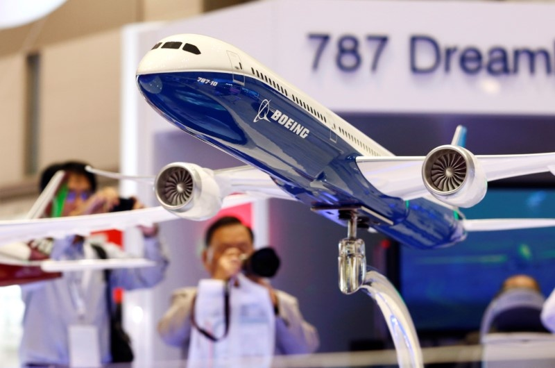 Boeing's Dreamliner adds another first to its achievements