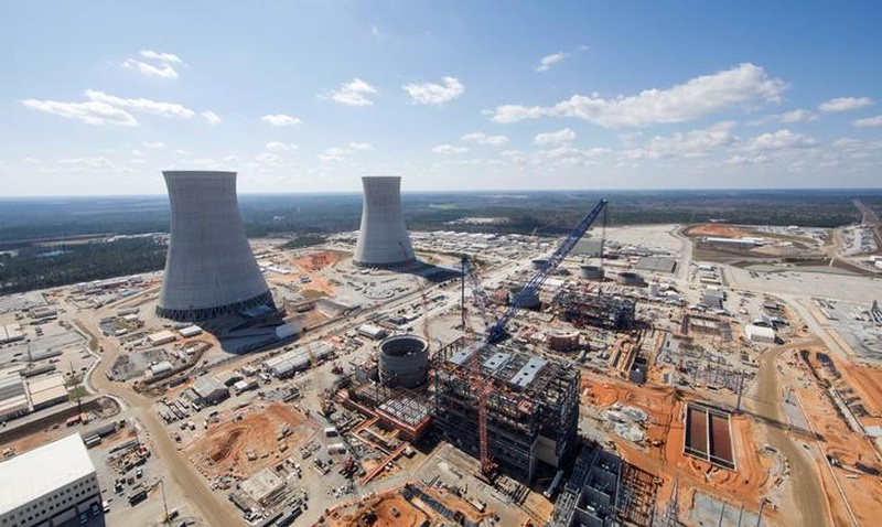 Georgia Power reaches deal to keep Vogtle construction going