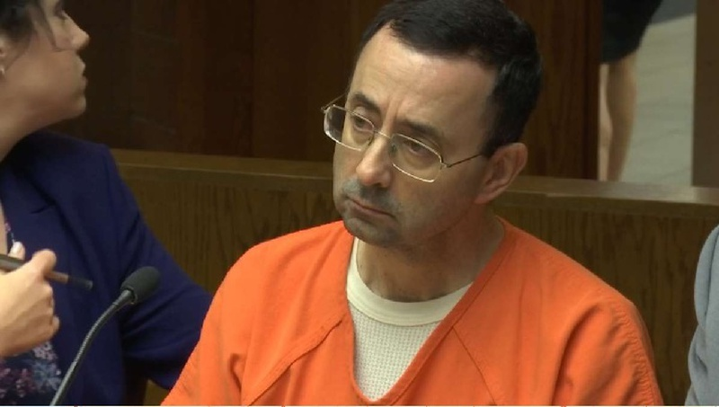 USA Olympics Gymnastics Doctor Larry Nassar Accused Of Sexual Assault