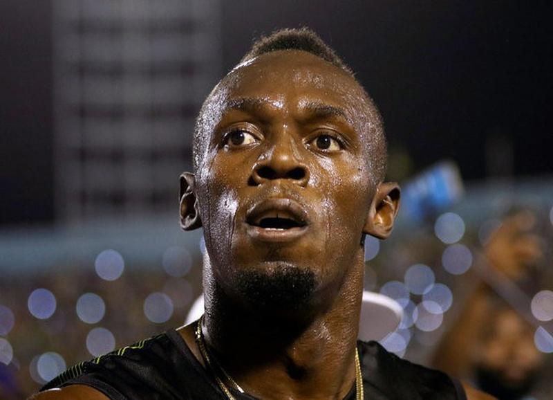 Usain Bolt Gets Ready To Run Last Race In Jamaica