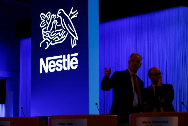 """Nestle to buy back $21 billion in its own stock by 2020"""""""