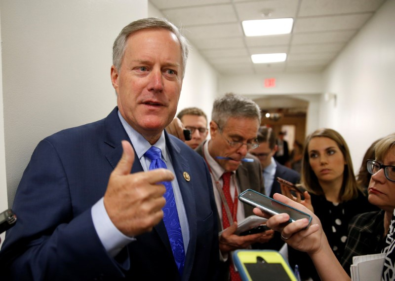 House conservative: Effort to pass a budget is foundering