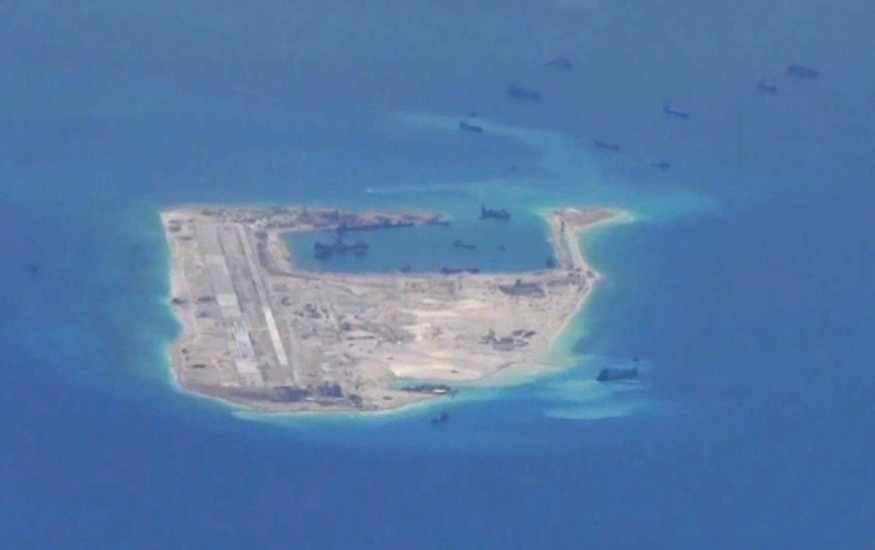 China reports progress on South China Sea code of conduct