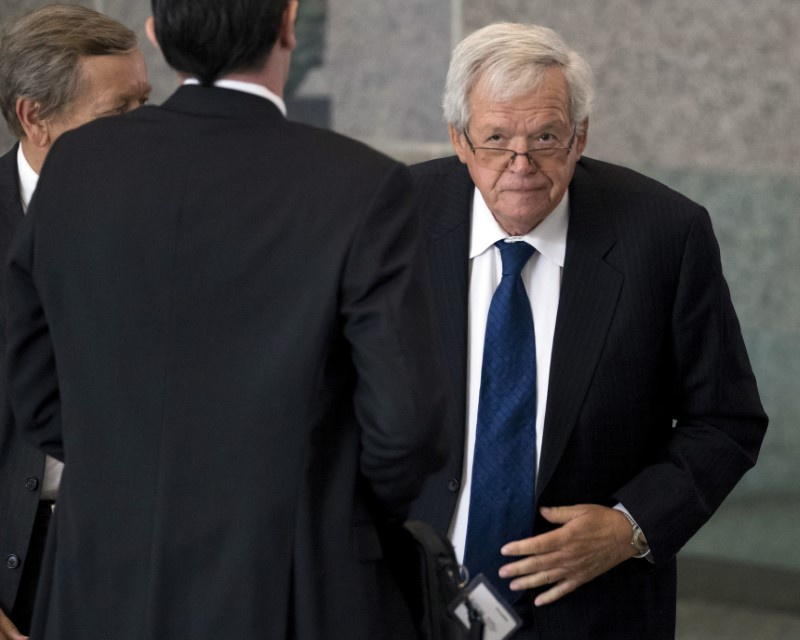 Dennis Hastert released from prison but still faces sex-offender treatment