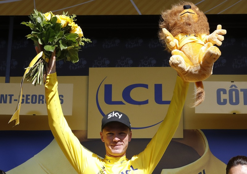 Kittel wins Tour de France stage seven, Froome retains lead