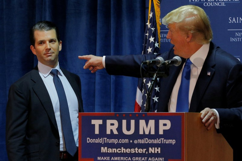 Trump Jr and Manafort can testify before Congress