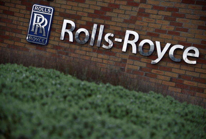 Pound's Brexit collapse 'will boost profits' at engines giant Rolls-Royce