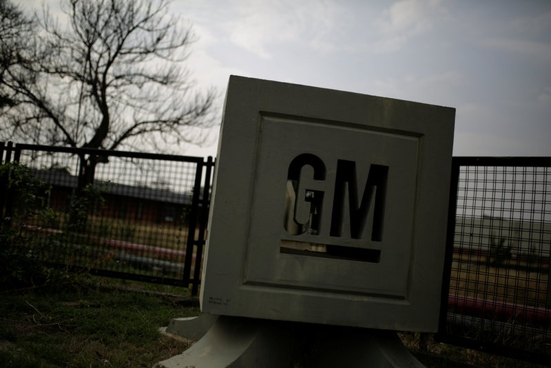 General Motors profit up 34 percent on US truck, SUV sales