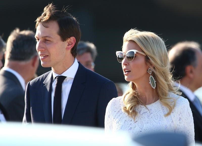 Trump son-in-law under FBI investigation