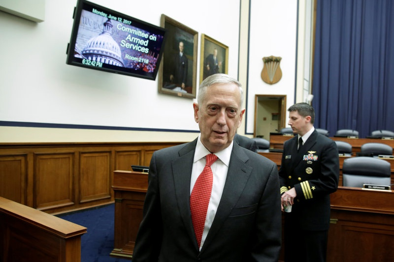 US Defence Secretary authorised to set troop levels in Afghanistan