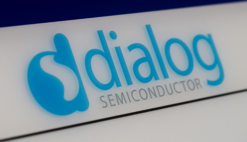 Shares in chipmaker Dialog plunge over Apple contract doubts