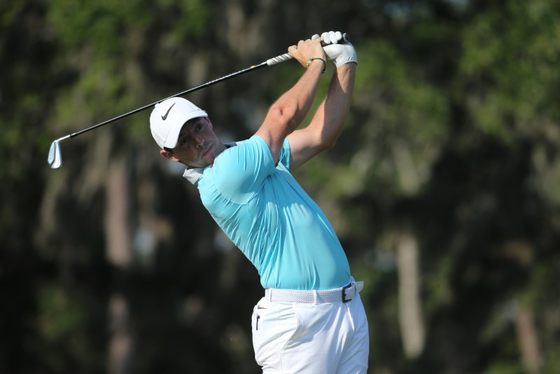 McGirt and Hughes lead Players Championship as Garcia aces 17th
