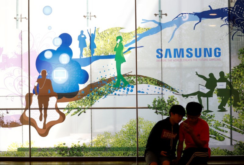 Samsung to continue seeking mergers and acquisitions