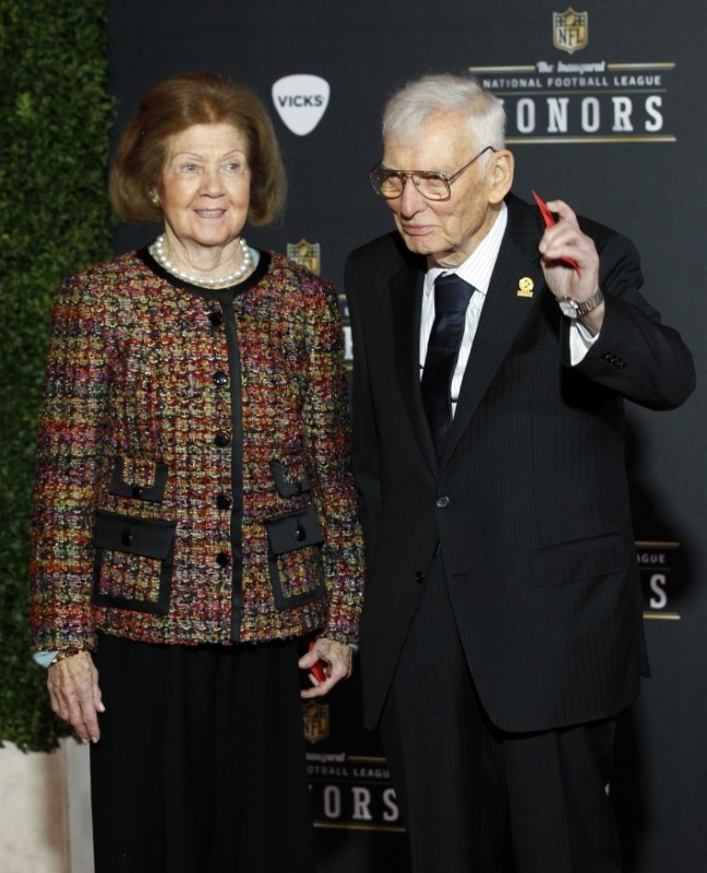 Steelers chairman Dan Rooney dies at 84
