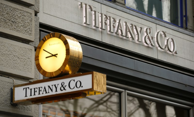 Shares Gapping Lower Before the Bell: Tiffany & Co. (NYSE:TIF)