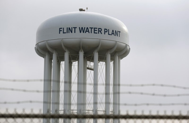 Feds provide $100M for Flint water improvements
