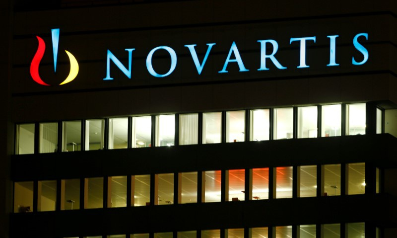 Novartis eye drug works at less frequent dosing than rival's