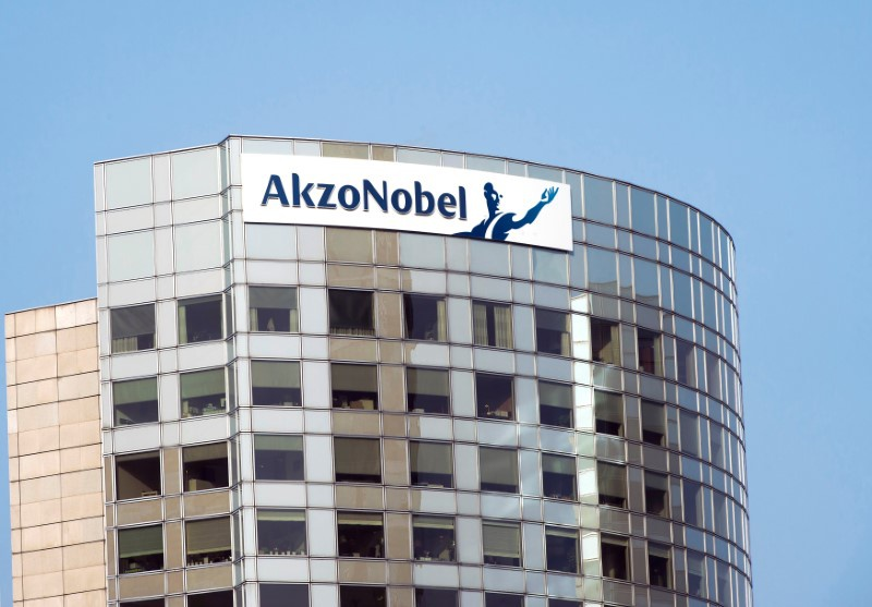 AkzoNobel rejects third takeover bid from PPG worth $29 bln