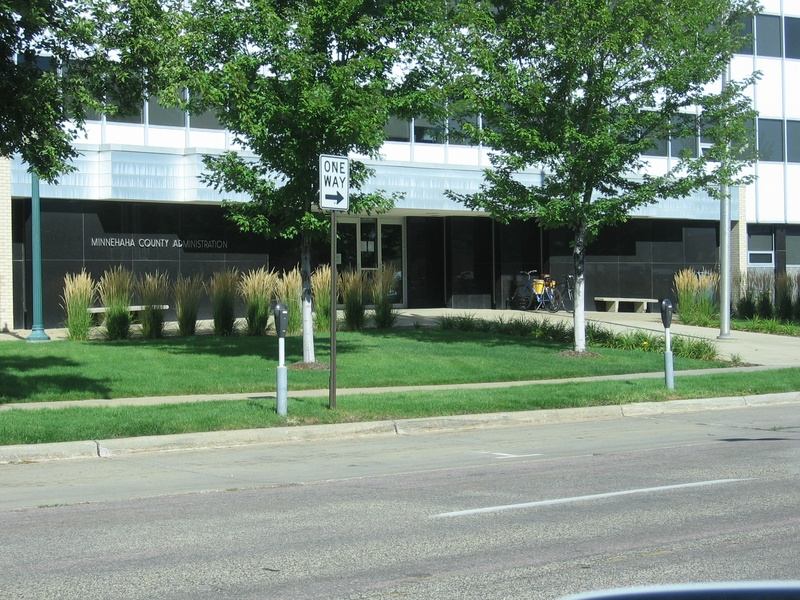 County Administration Building Sioux Falls