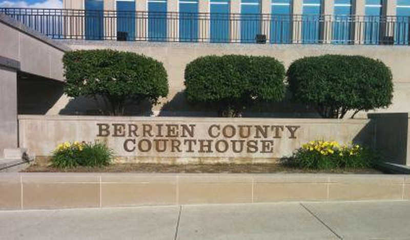 Two Charged After Gun Found At Berrien County Courthouse