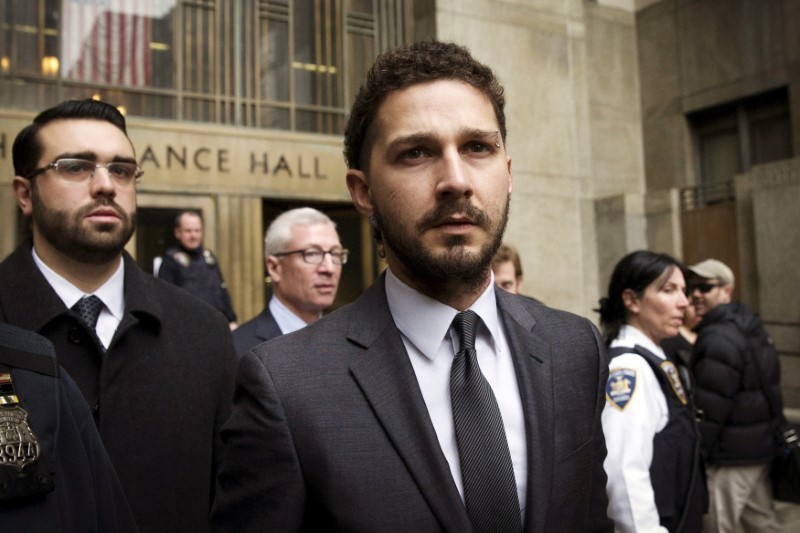 Shia LaBeouf Arrested for Alleged Public Drunkenness