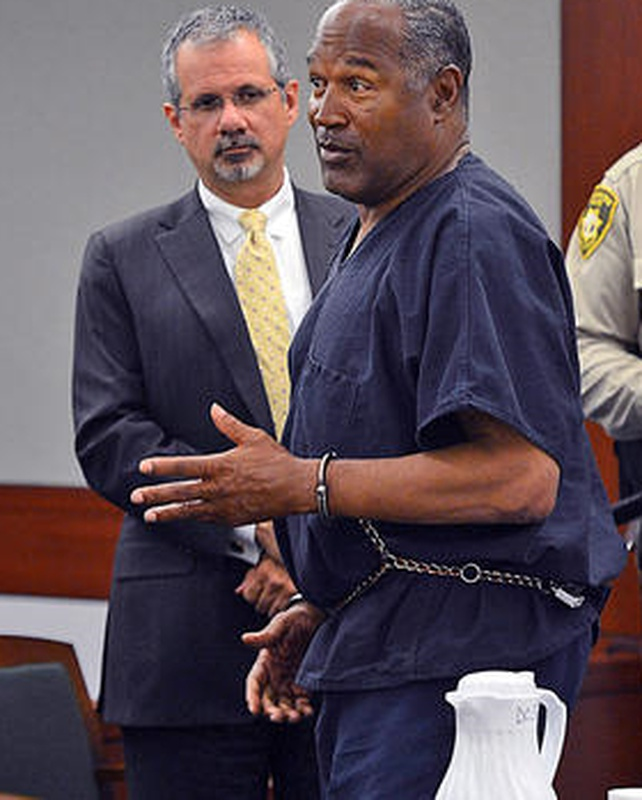 OJ Simpson to ask for early release from prison this evening