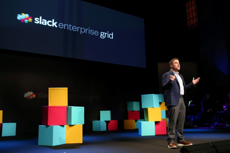 Messaging startup Slack said to draw interest from Amazon