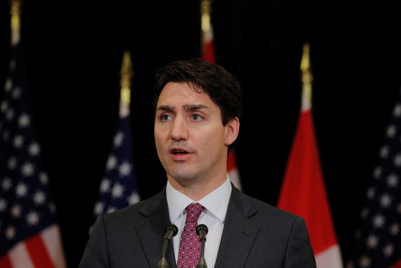 Trudeau defends Canada's dairy system against Trump protectionist charge