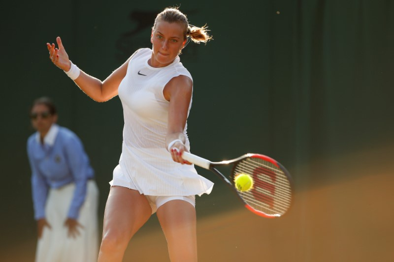 Wimbledon dream over for Karolina Pliskova as title favourite is stunned