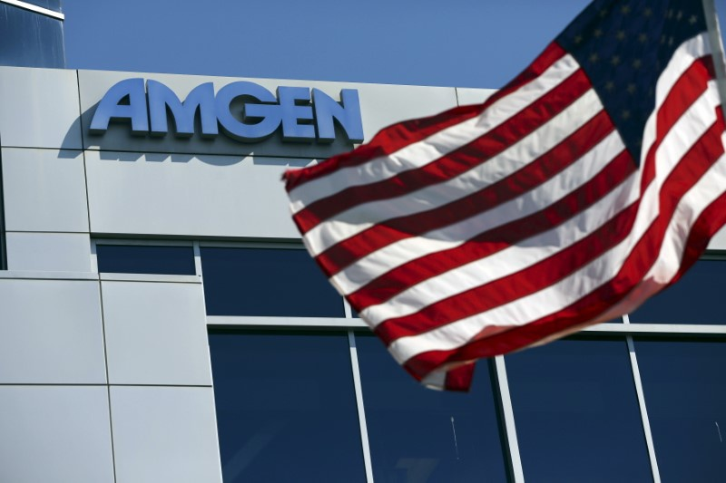 Higher rate of heart problems with Amgen osteoporosis drug in trial