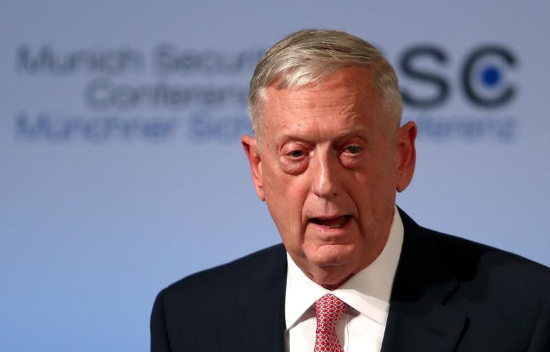 'We are not winning in Afghanistan': Defense Secretary Mattis