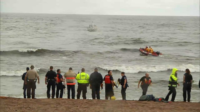 1 swimmer found, another missing in Lake Superior at Duluth