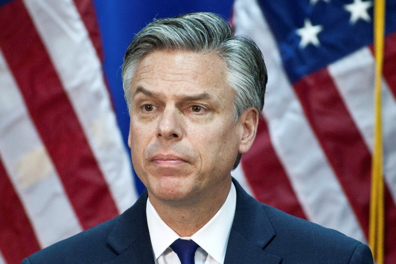 Jon Huntsman to be nominated as U.S. ambassador to Russian Federation