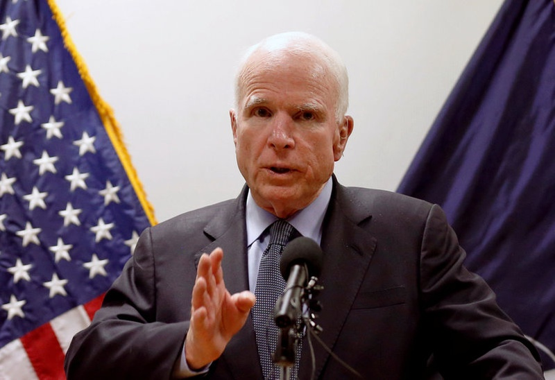 John McCain: Senate healthcare bill 'probably going to be dead'