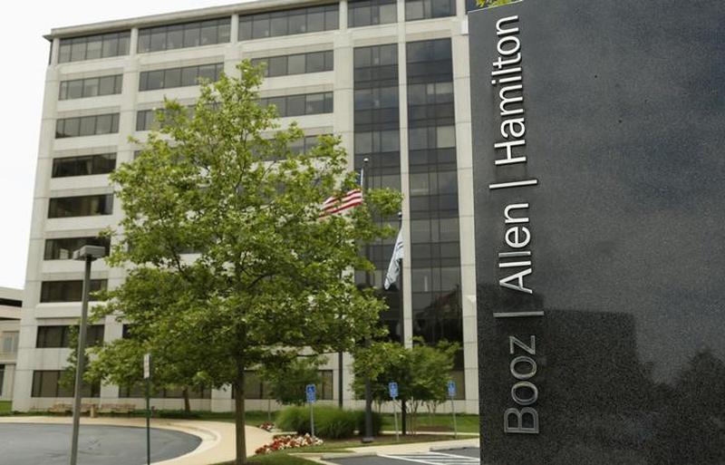 Booz Allen shares drop on federal criminal, civil probe