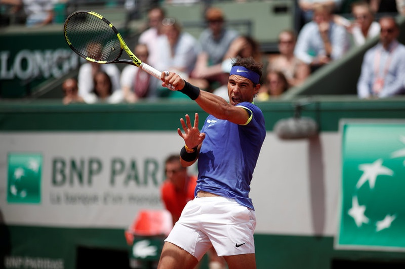 Rafael Nadal hits out at umpire Carlos Ramos over slow play claim