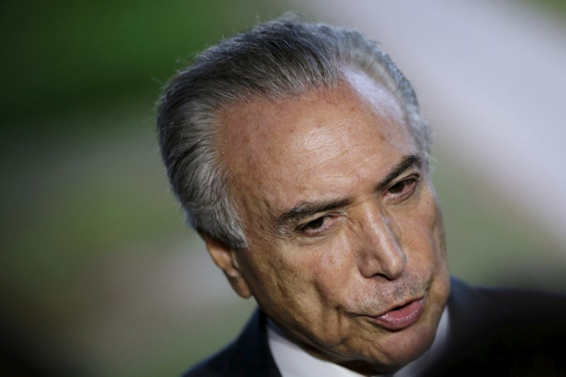Brazil's President Temer Refuses To Resign Amid Bribery Scandal