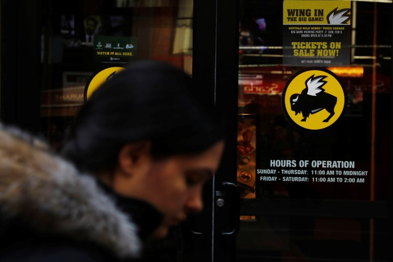 Buffalo Wild Wings CEO To Retire, Marcato Nominees Elected To Board