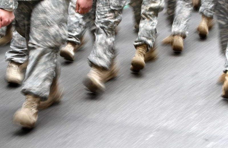 Most US troops kicked out for misconduct had mental illness