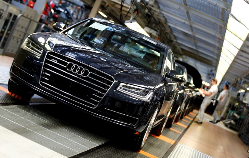 German prosecutors expand diesel emissions probe at Audi