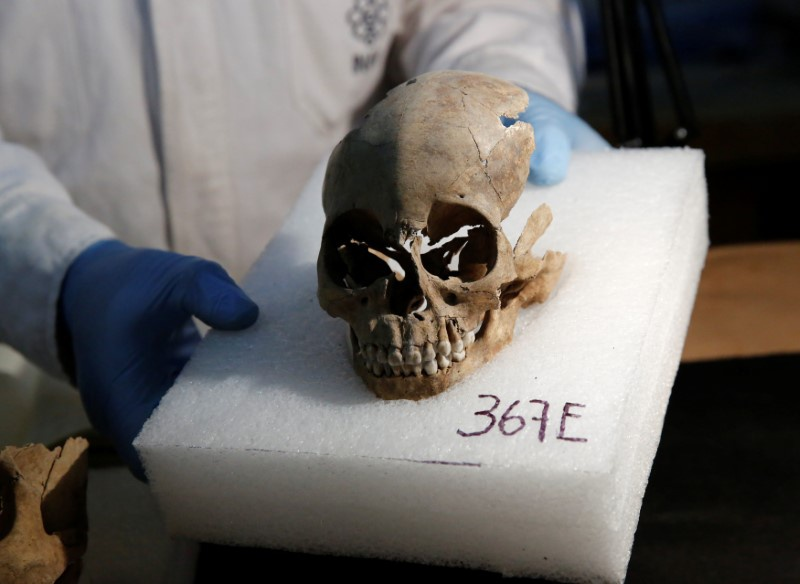 Deep Beneath Mexico City, a Chilling Find