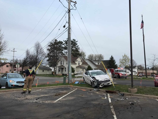 Car Accident Stevens Point