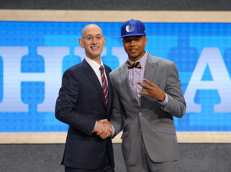 Record 16 freshmen picked in 1st round of draft