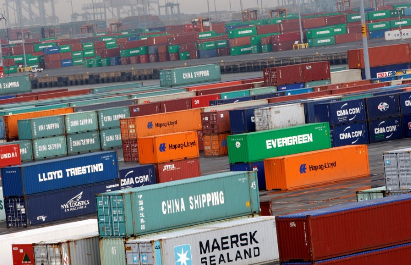 Statistics Canada says the trade deficit grew to $1.1 billion for May